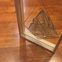 $50 NZD unframed 5 x 7 Aoraki Mount Cook
